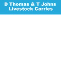 D Thomas & T Johns Livestock Carries - Reviews , Scam RipOff Reports , Complaints and business details