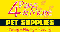 61 Horne St 4 Paws & More Pet Supplies