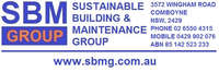 Sustainable Building & Maintenance Group