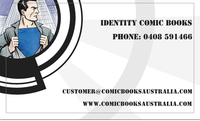 Identity Comic Books - Reviews , Scam RipOff Reports , Complaints and business details