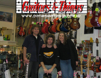 Ross Smith Ave Guitars & Things