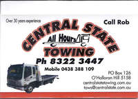 12 Reese St Central State Towing