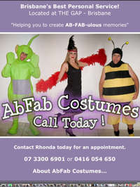 ABFab Costumes - Reviews , Scam RipOff Reports , Complaints and business details