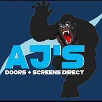 AJ'S Security Doors & Screens Direct	</a>