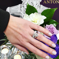 Logo For Anton Jewellery Shop Melbourne