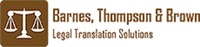 Interpreting & Translating In Sydney - Barnes, Thompson & Brown