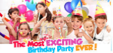 Party & Event Planners In Beacon Hill - Sparrow Sports - Kids Parties