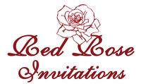 Wedding Supplies In Saint Clair - Red Rose Invitations