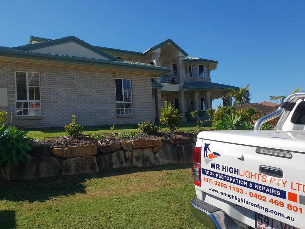 Photo Gallery - Roof Painters Brisbane - Mr Highlights