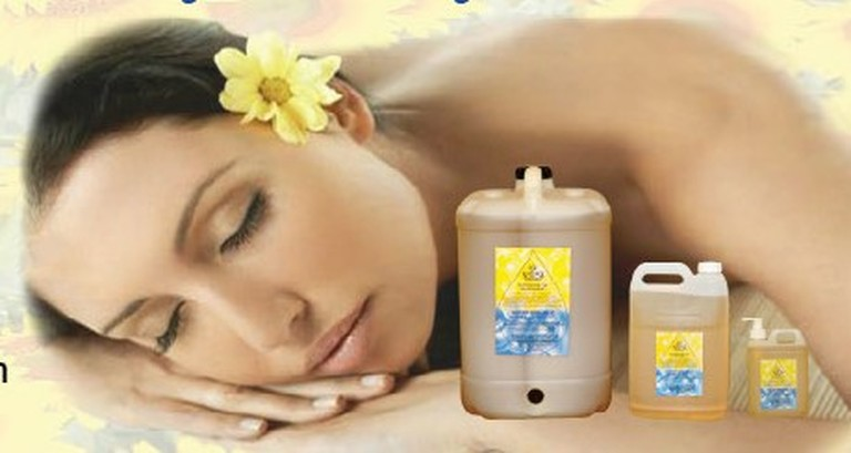 H2o Water Dispersible Massage Oil