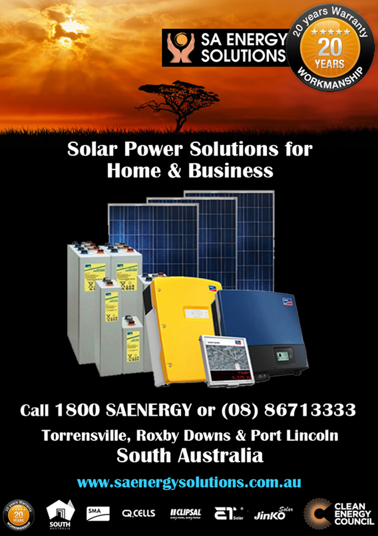 Photo Gallery - SA Energy Solutions