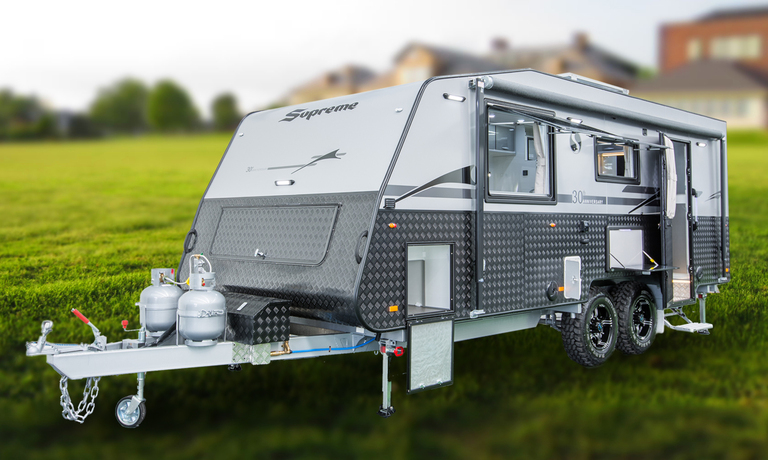 Photo Gallery - Supreme Caravans