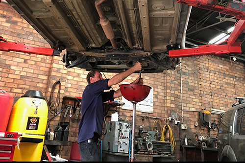 Photo Gallery - Blatch's Mechanical Repairs