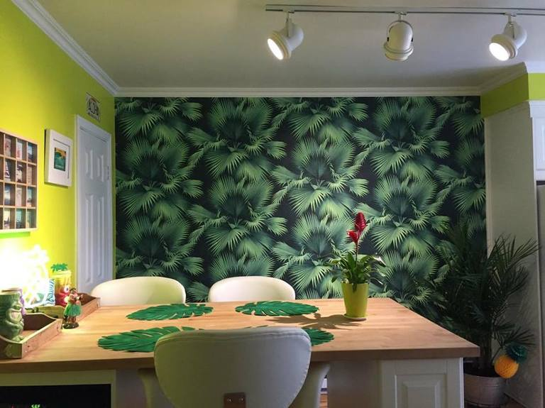 Deco And Co Wallpaper Installation In Saint Kilda VIC Wallpapering
