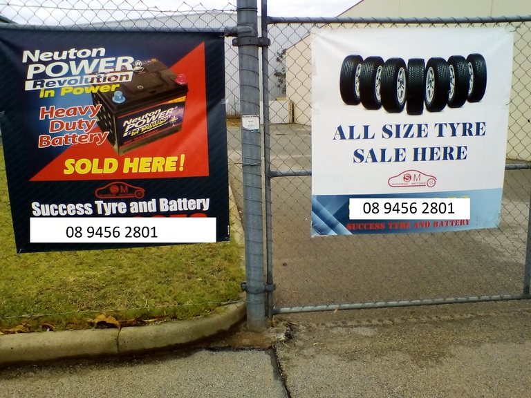 Photo Gallery - Success Motors Tyre and Battery Warhouse