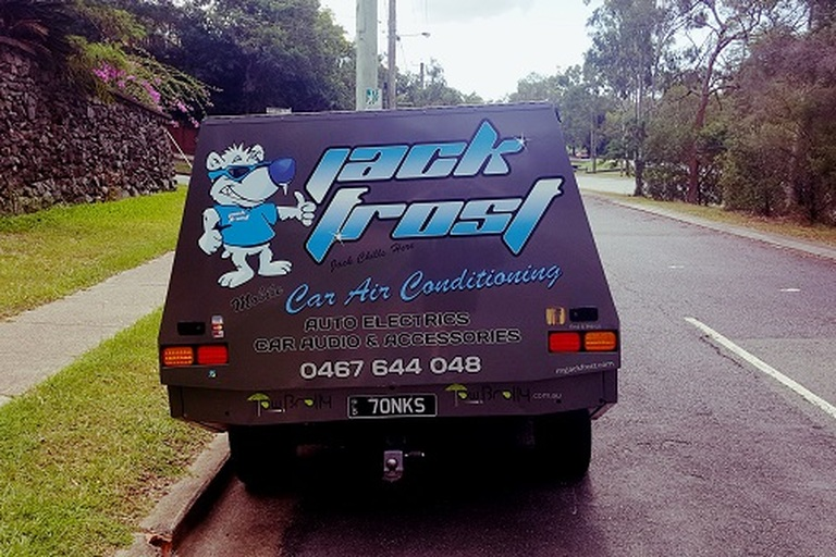 Photo Gallery - Jack Frost Mobile Auto Electrician Brisbane