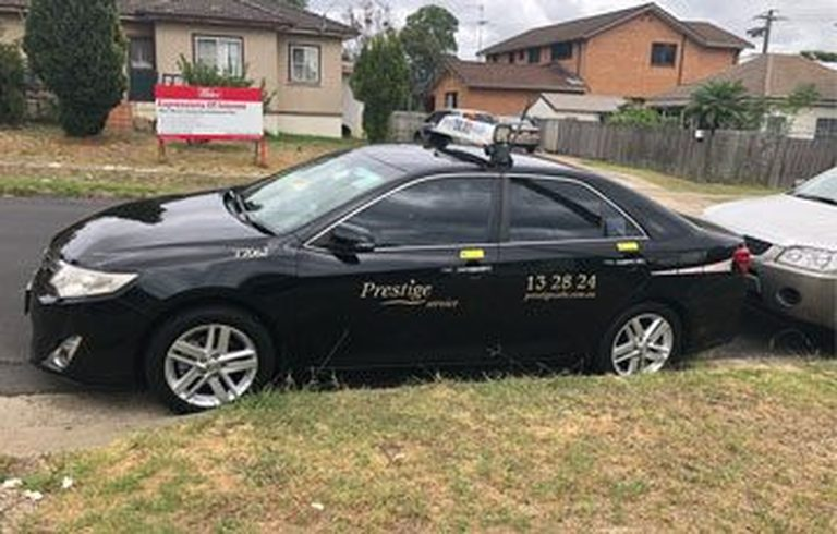 Photo Gallery - Blacktown Cabs