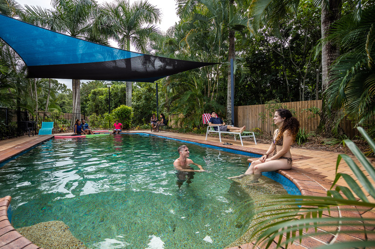 Photo Gallery - Cairns Student Lodge