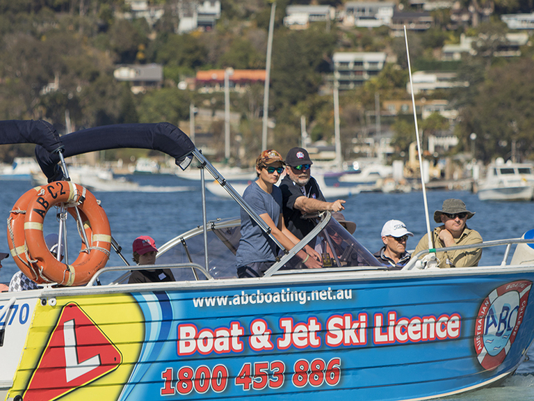 Photo Gallery - Australian Boating College Sydney