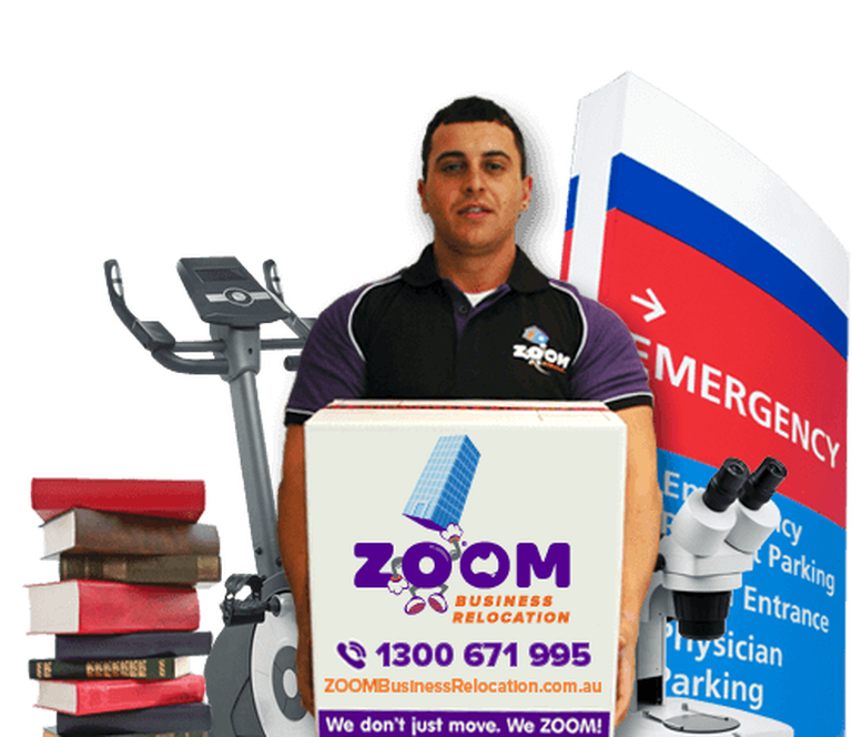 Photo Gallery - ZOOM Business Relocation