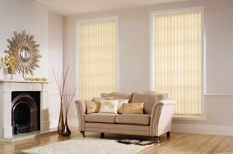 Photo Gallery - Custom Vertical Blinds Melbourne