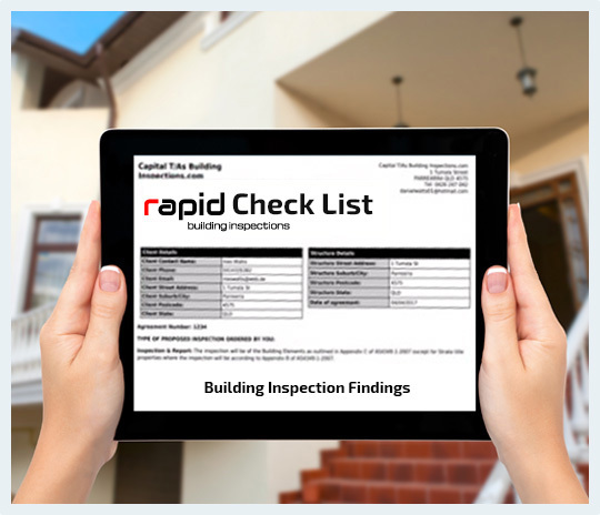 Photo Gallery - Rapid Building Inspections Brisbane