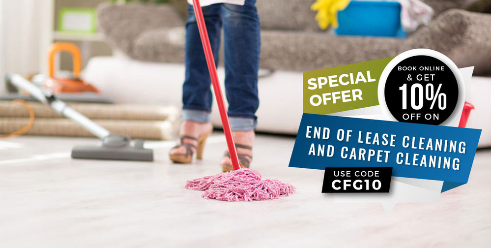 Photo Gallery - CFG Cleaning Services