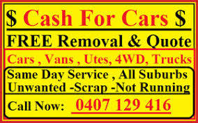 Photo Gallery - Car removal and cash for cars QLD