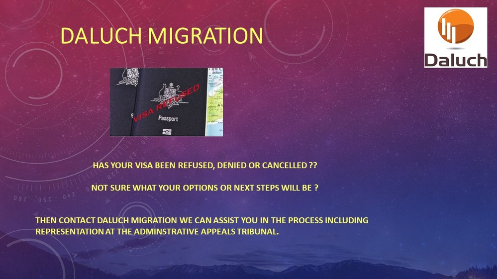 Photo Gallery - Daluch Migration
