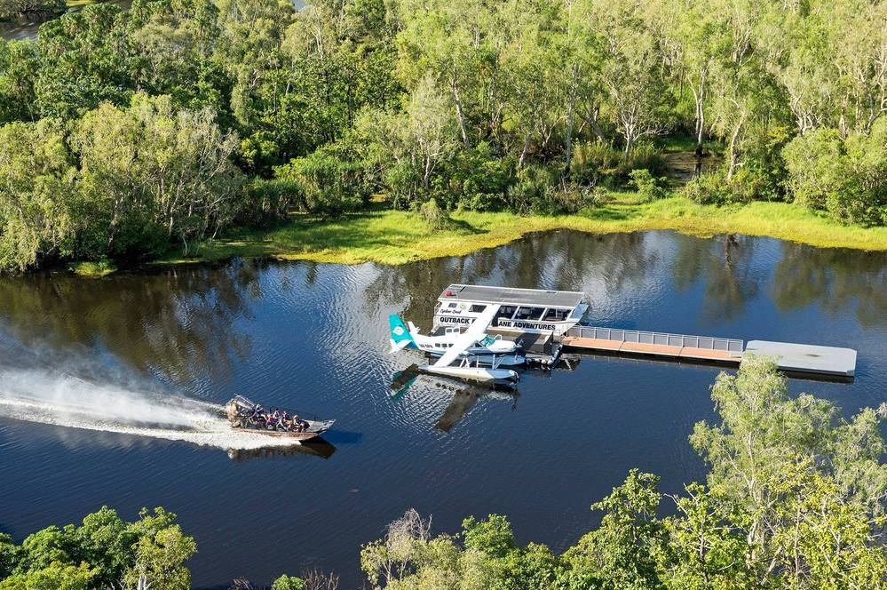 Photo Gallery - Outback Floatplane Adventures