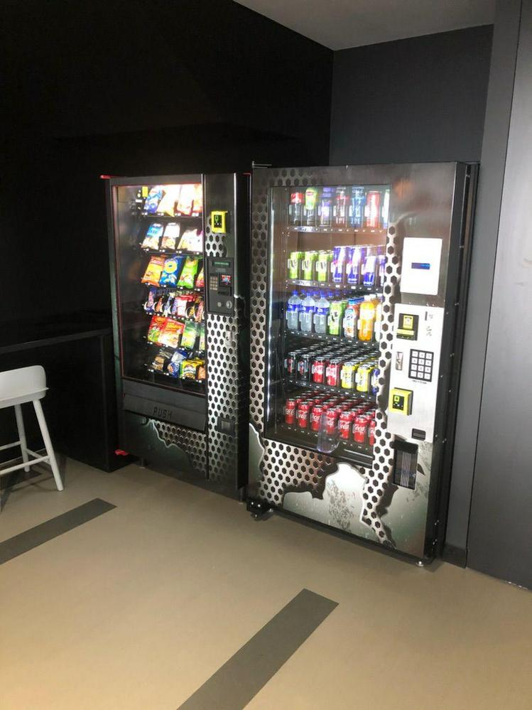 Photo Gallery - Service With A Smile Vending machines