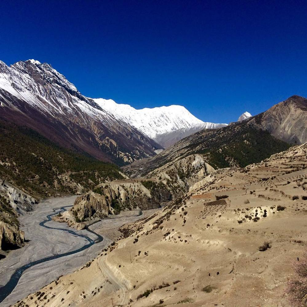 Photo Gallery - Up To Himalaya