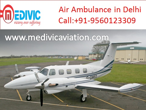 Photo Gallery - Medivic Aviation Air Ambulance Pvt.Ltd