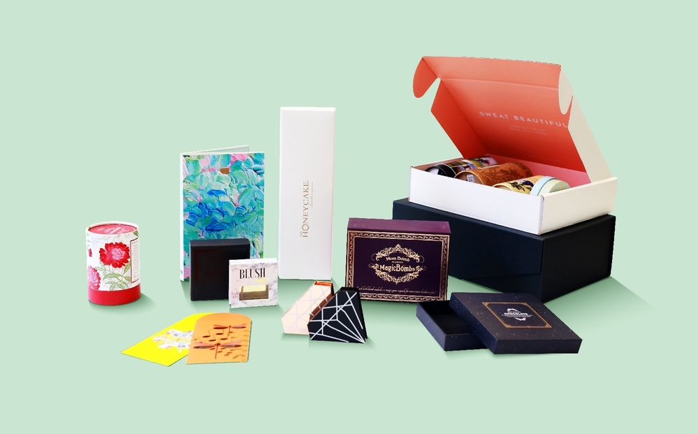 Photo Gallery - Myerton Packaging