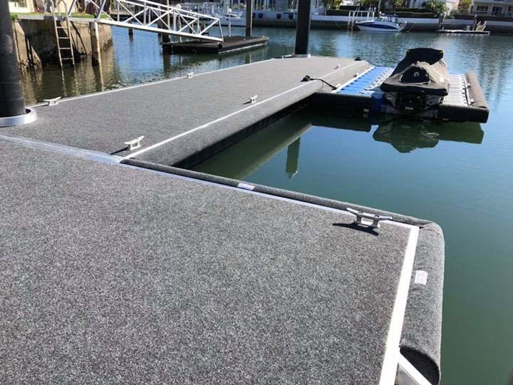 Photo Gallery - Tidal Fenders and Pontoon Restorations