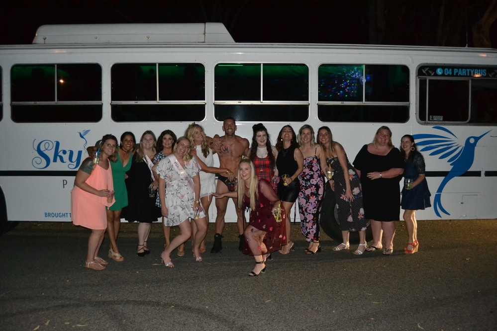 Photo Gallery - Party Charter Perth