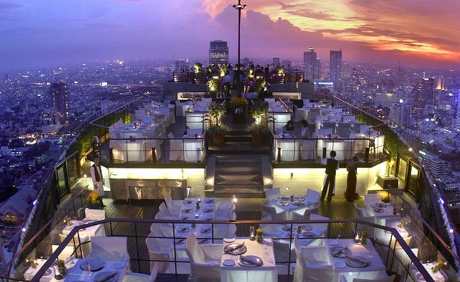 Rooftop Venues: Ideal for Hosting Events
