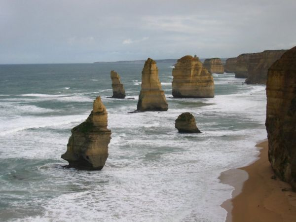 Picture Opportunities on the Great Ocean Road