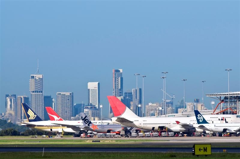 Enjoy Stress-Free airport transfers to or from Brisbane Domestic or International Airports