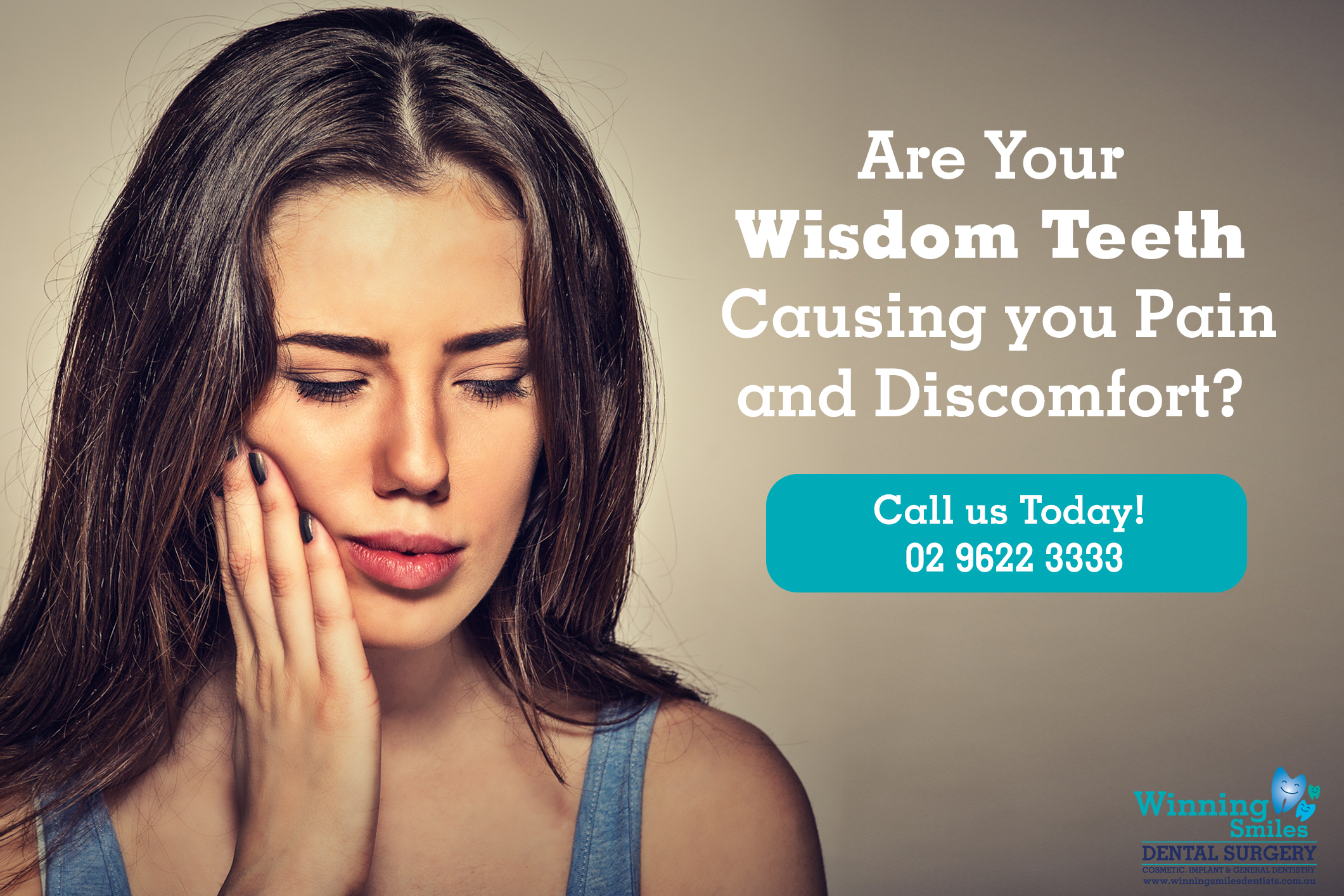 Wisdom Tooth Pain Extraction - Blacktown | Denham Court