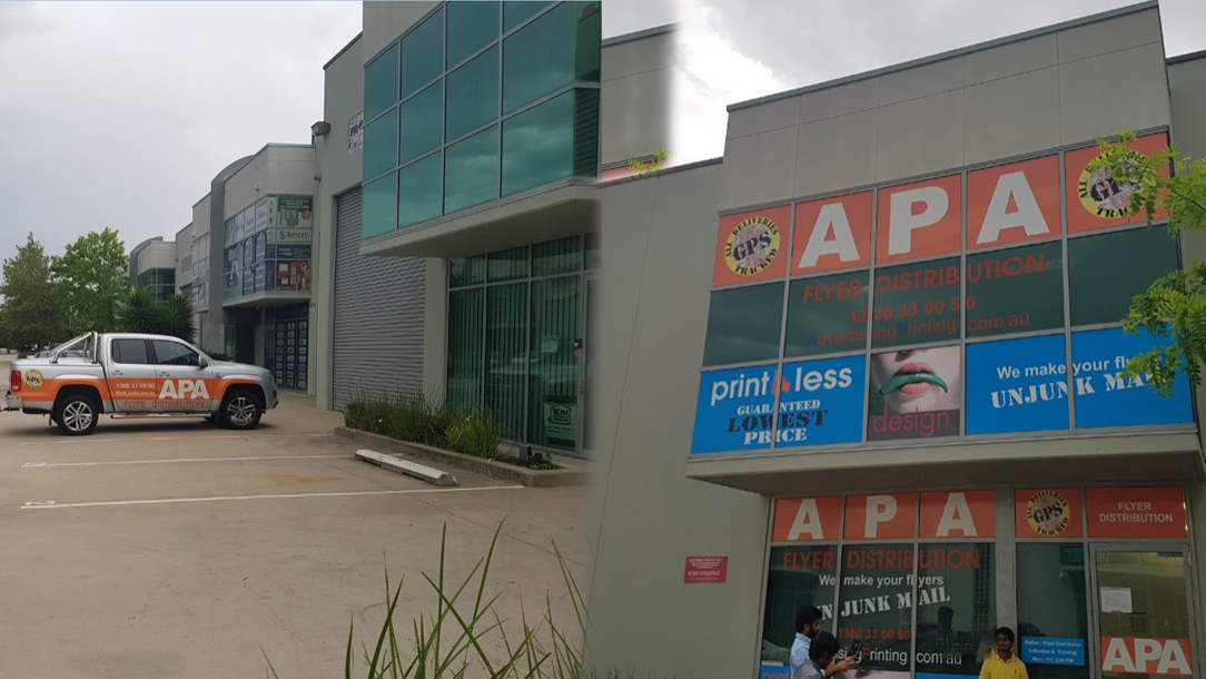 Advertising Printing Australia Ltd.(APA)