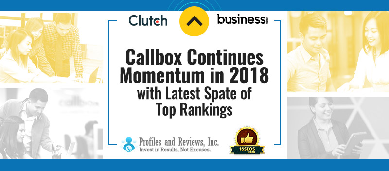Callbox Continues Momentum in 2018 with ...