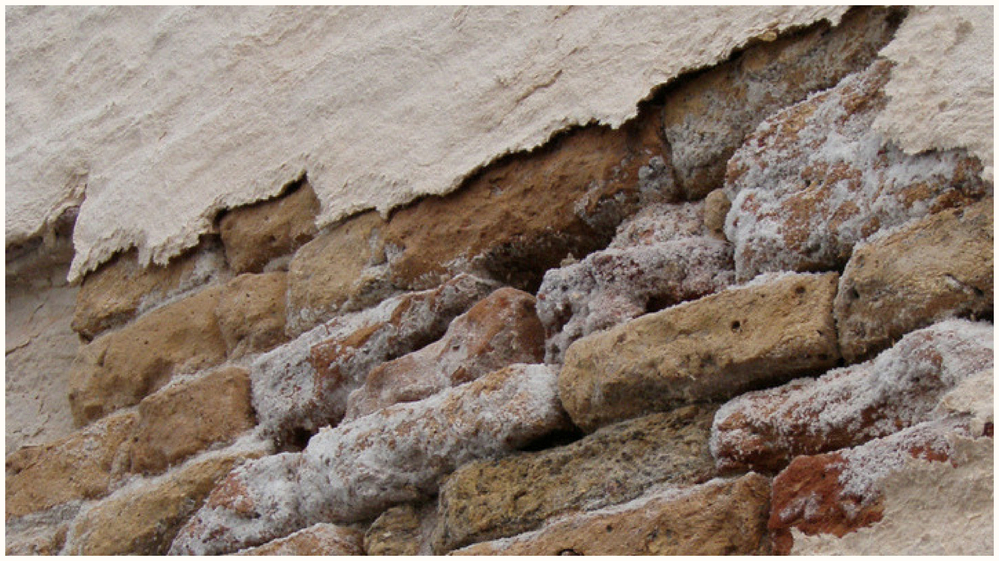 What is Rising Damp and Salt Attack?