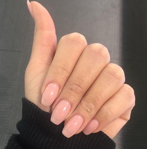 #248, SNS   Sns nails colors, Pink nails, Dipped nails