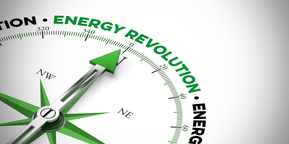 Welcome to the Energy Revolution