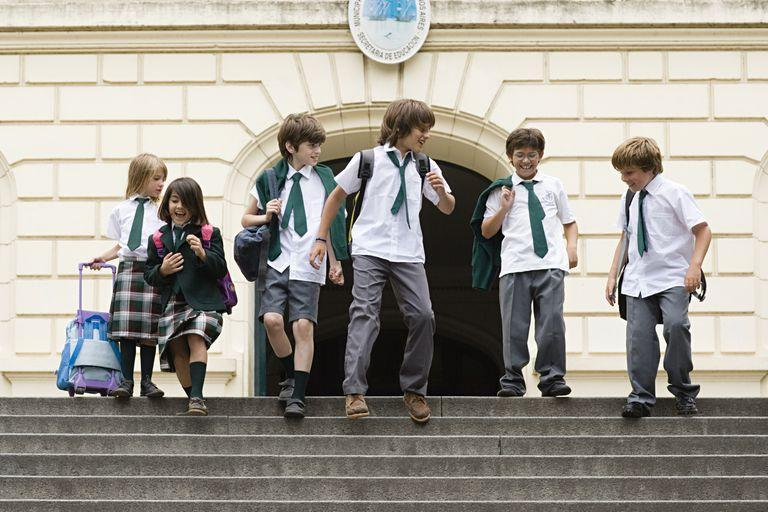 Interesting Facts About School Uniforms In Australia